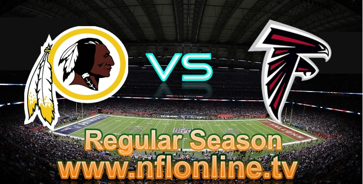 Redskins VS Falcons Live streaming