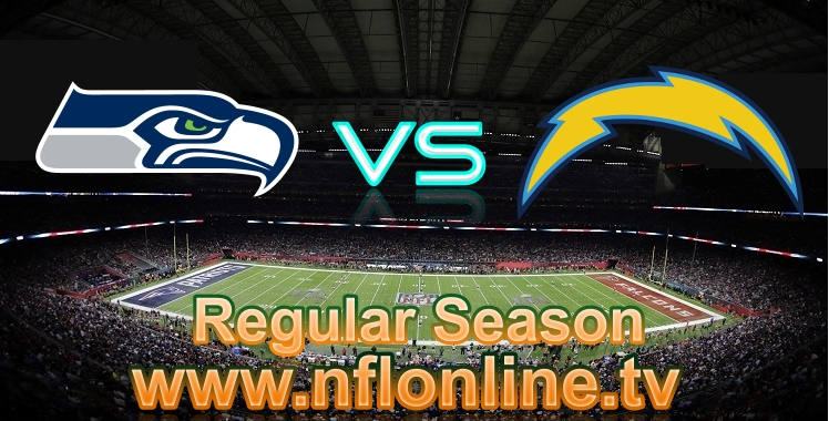Seahawks VS Chargers 2018 live stream