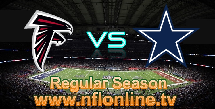 Falcons VS Cowboys NFL live streaming