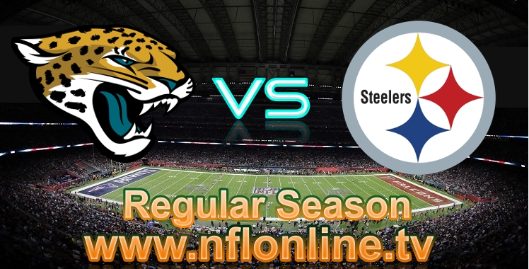 Jaguars VS Steelers Live Stream Online