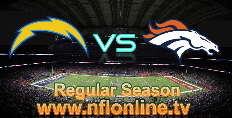 Watch Chargers VS Broncos live