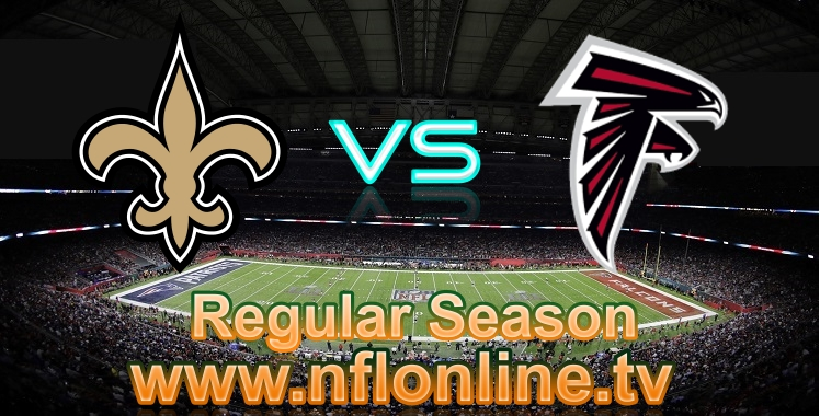 Saints VS Falcons online streaming