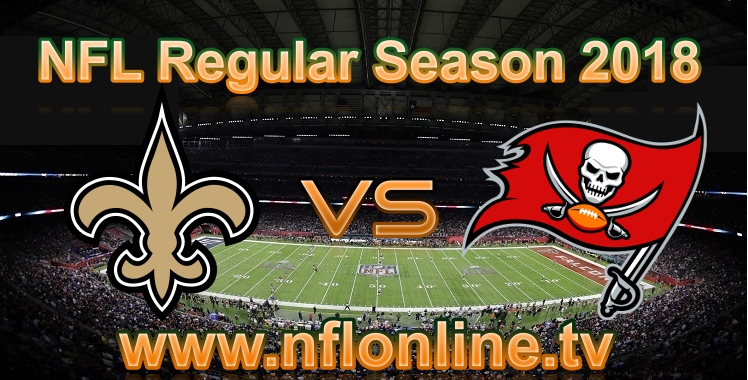 Saints VS Buccaneers NFL live stream