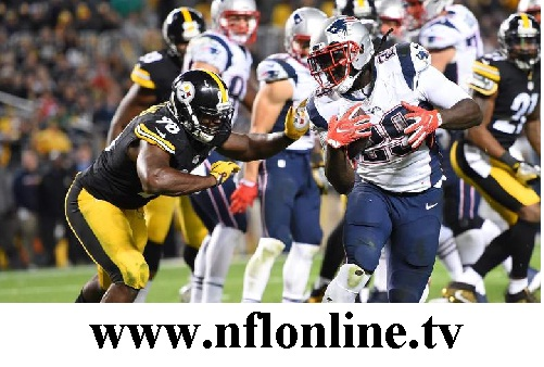 Live Pittsburgh vs New England NFL Stream