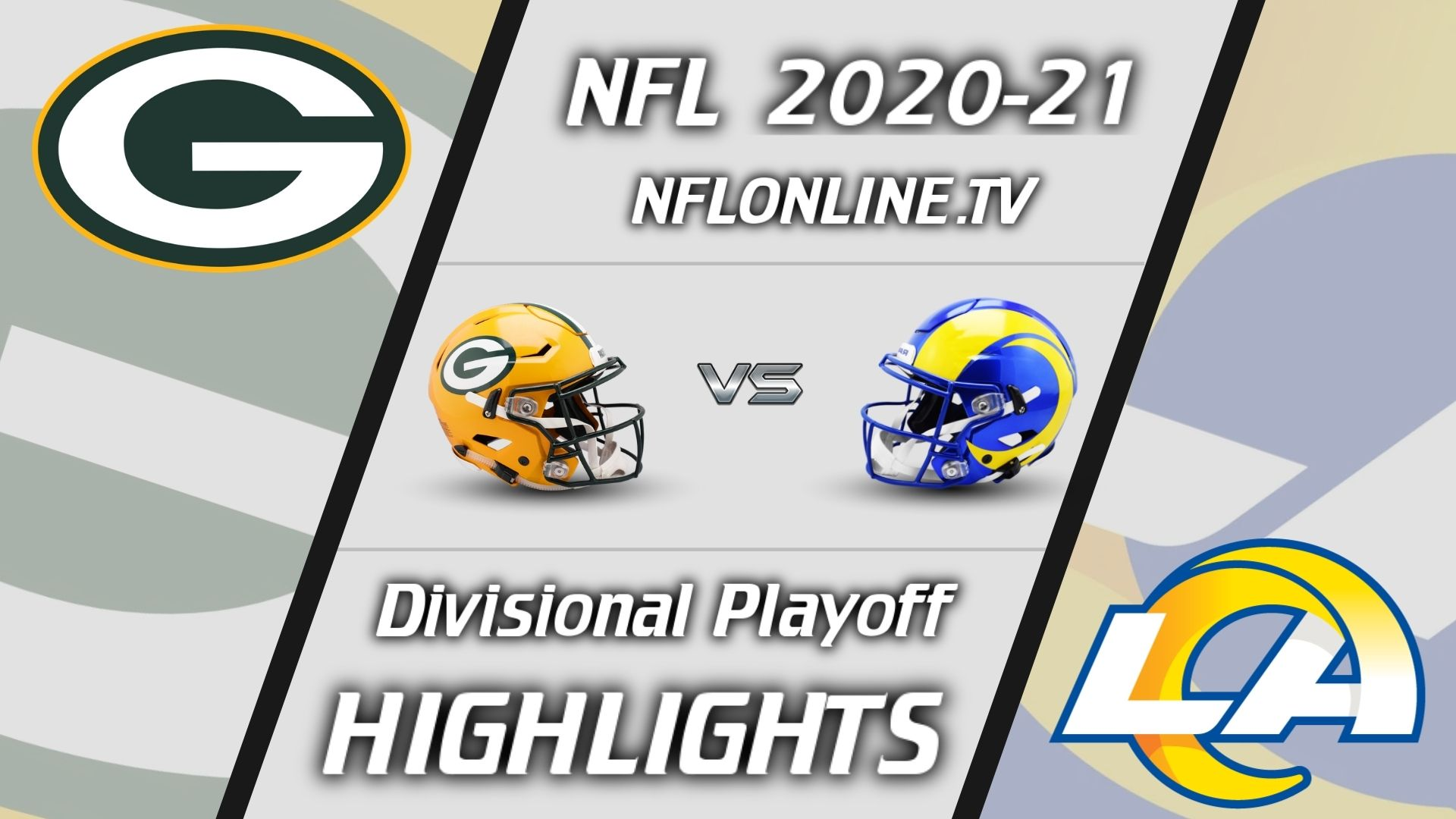 Packers Vs Rams Highlights 2021 NFL Divisional Playoff