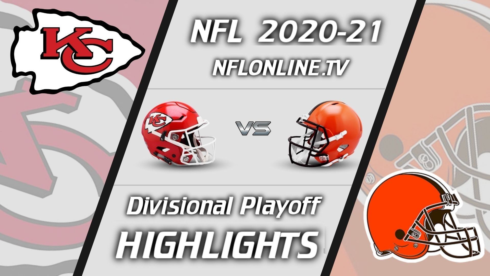 Chiefs Vs Browns Highlights 2021 NFL Divisional Playoff