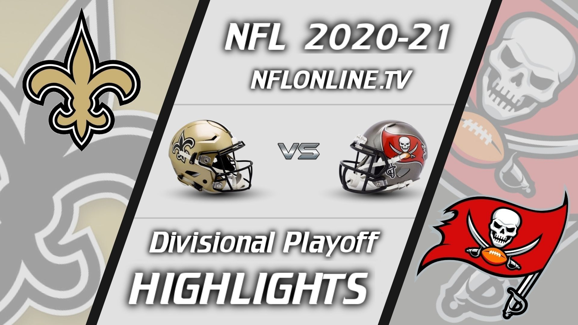 Saints Vs Buccaneers Highlights 2021 NFL Divisional Playoff