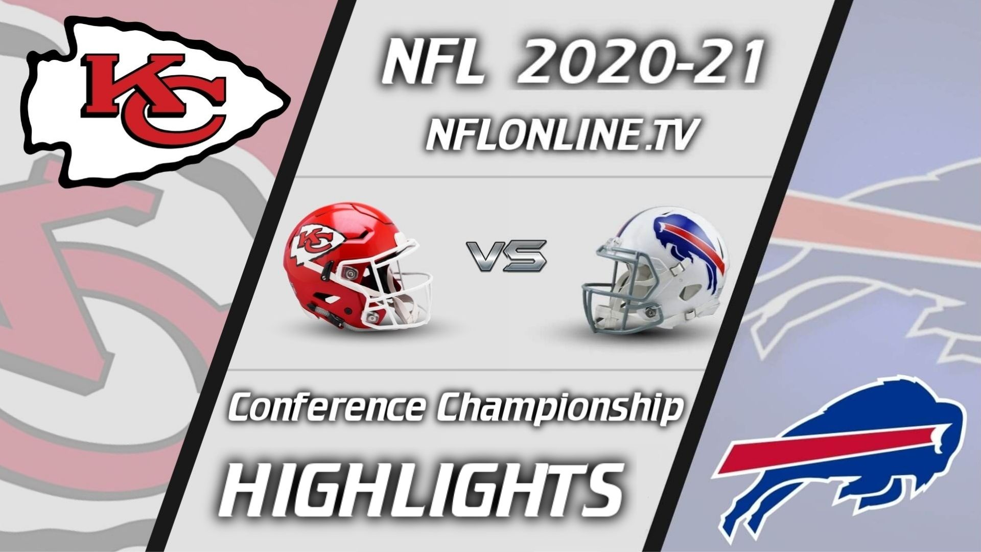 Chiefs Vs Bills Highlights 2021 NFL Conference Championship