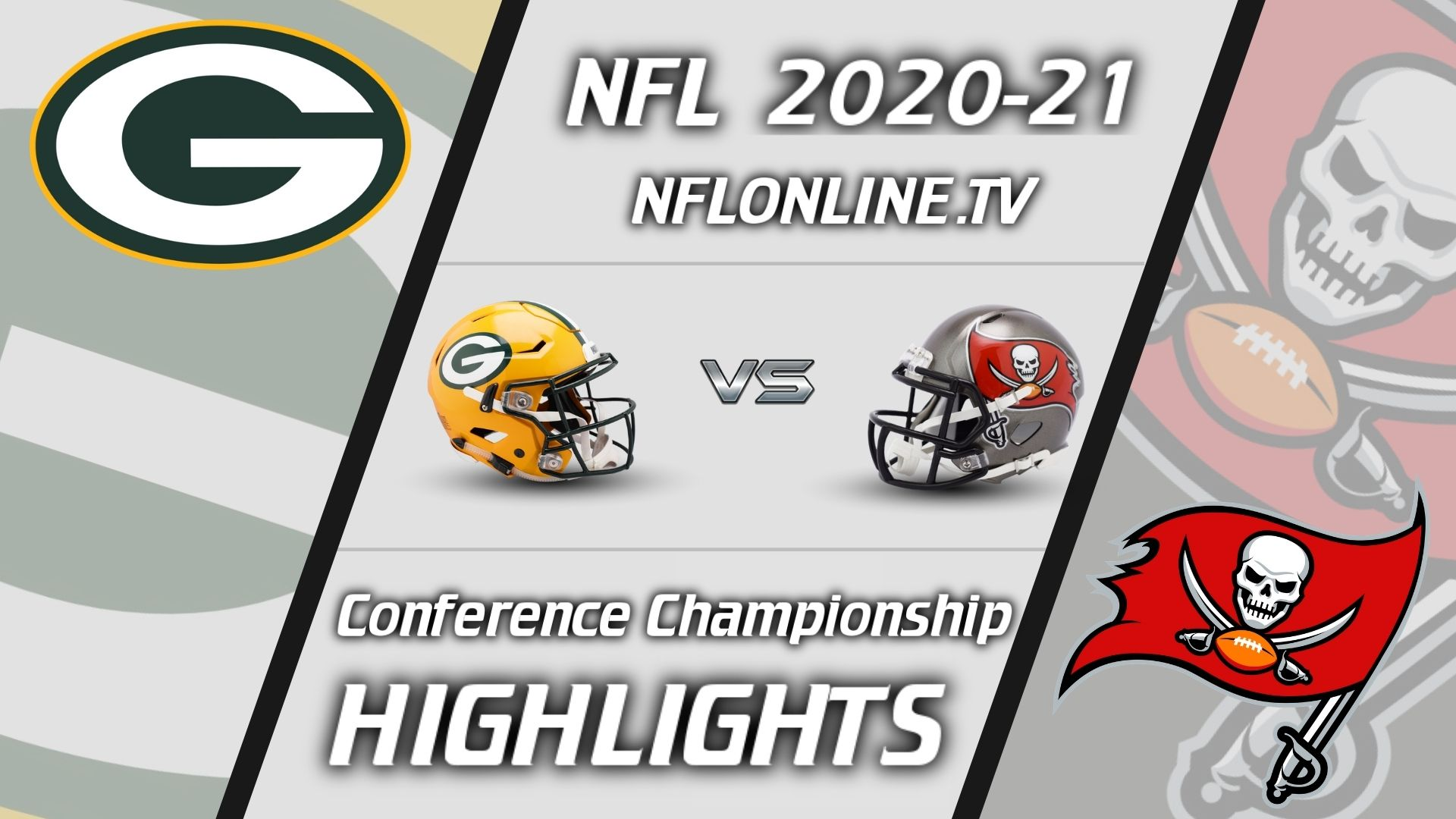 Packers Vs Buccaneers Highlights 2021 NFL Championship