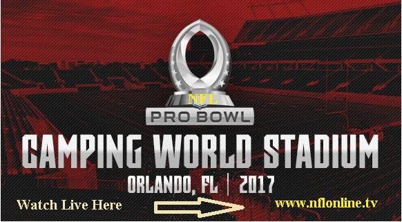 Nfl Pro Bowl 2017 Live Coverage