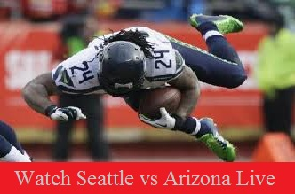 Seattle vs Arizona NFL Live