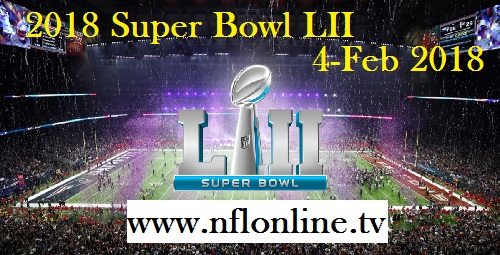 2018 Super Bowl LII