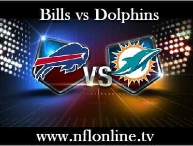 Buffalo vs Miami NFL Live Online