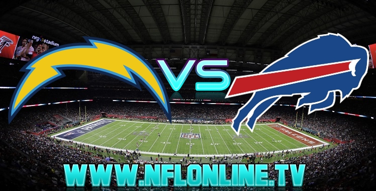 Chargers VS Bills 2018 Live stream