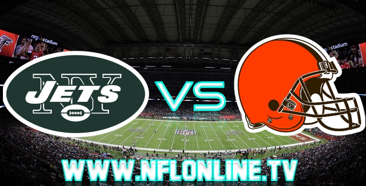 Jets VS Browns Live streaming