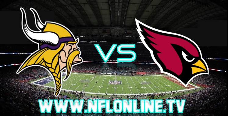 Live 14 Oct Vikings VS Cardinals