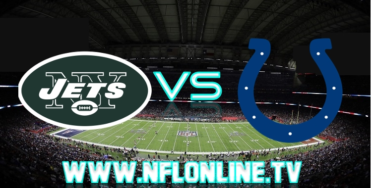 Live Jets VS Colts online