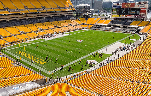 Live Pittsburgh Steelers