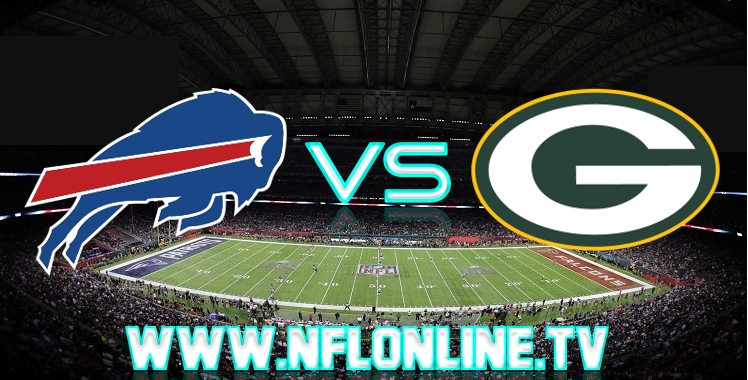 Live online Bills VS Packers NFL
