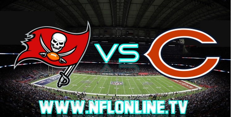 Live streaming Buccaneers VS Bears