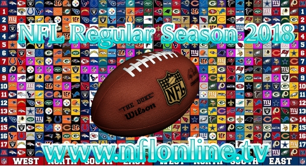 NFL Regualr Season 2018-2019 Schedule