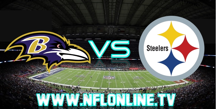 Ravens VS Steelers Live streaming