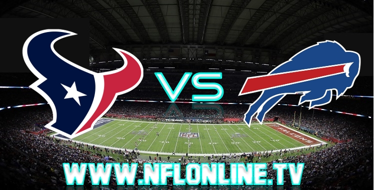 Texans VS Bills Live online match