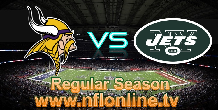 Vikings VS Jets Live streaming