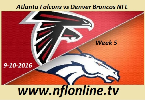 Atlanta Falcons vs Denver Broncos