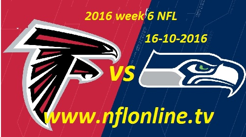 Atlanta Falcons vs Seattle Seahawks