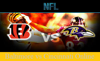 Baltimore vs Cincinnati live
