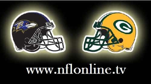 Baltimore vs Green Bay
