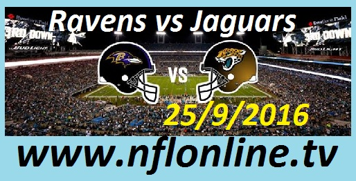 Baltimore vs Jacksonville stream