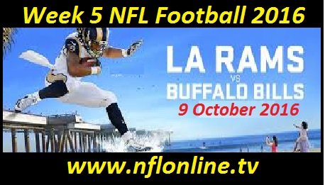 Buffalo Bills vs Los Angeles Rams