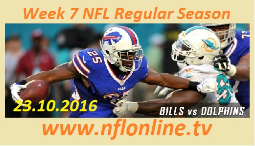 Buffalo Bills vs Miami Dolphins