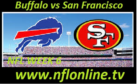 Buffalo Bills vs San Francisco 49ers