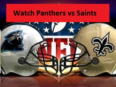 New Orleans Saints vs Carolina Panthers
