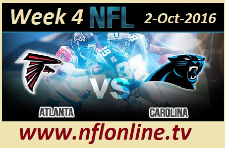 Carolina Panthers vs Atlanta Falcons