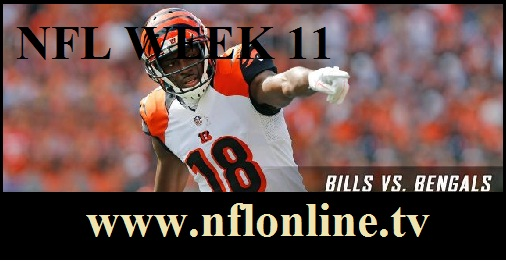 Cincinnati Bengals vs Buffalo Bills Live