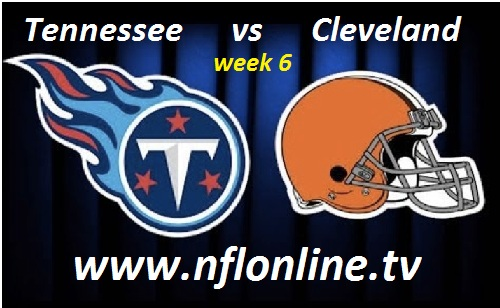 Cleveland vs Tennessee