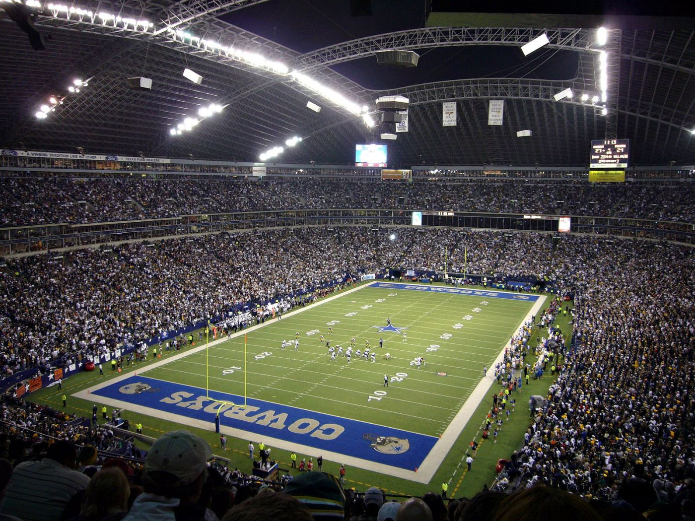 Live Dallas Cowboys