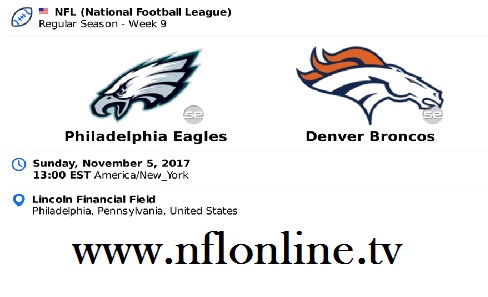 Denver Broncos vs Philadelphia Eagles