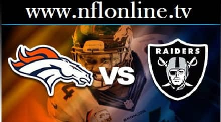 Denver vs Oakland