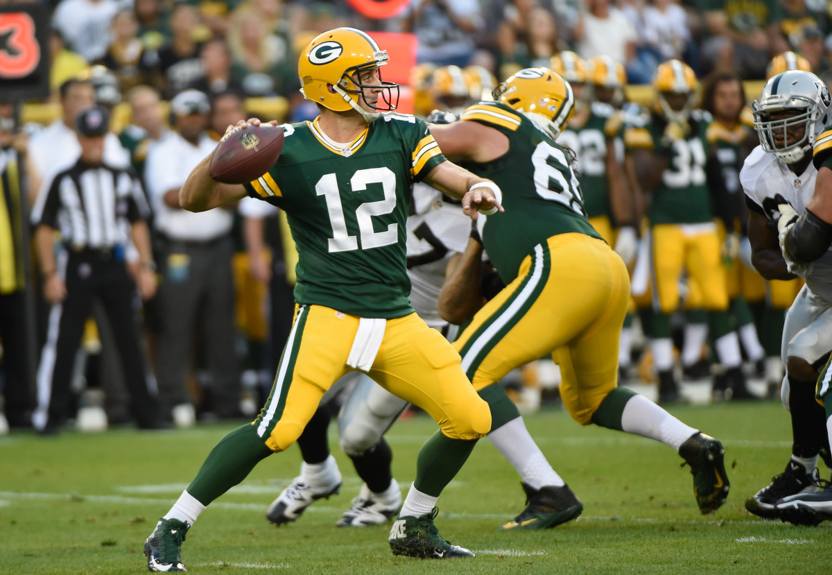 Live Green Bay Packers