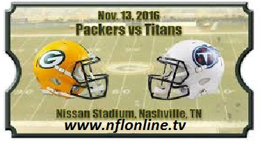 Green Bay Packers vs Tennessee Titans