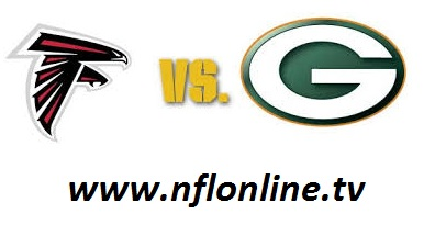 Green Bay vs Atlanta live