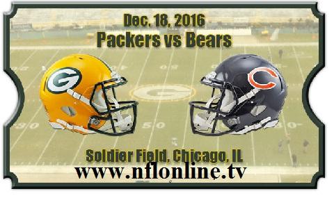 Green Bay vs Chicago live