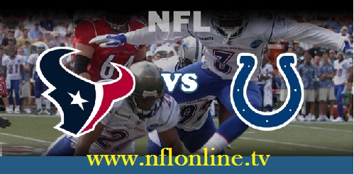 Houston Texans vs Indianapolis Colts