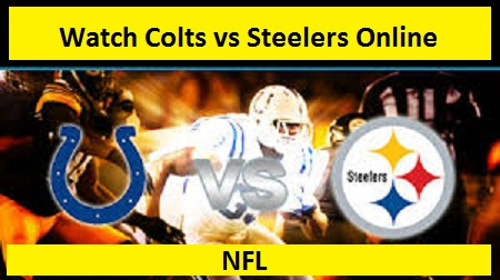Indianapolis Colts vs Pittsburgh Steelers