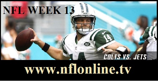 Indianapolis Colts vs New York Jets live